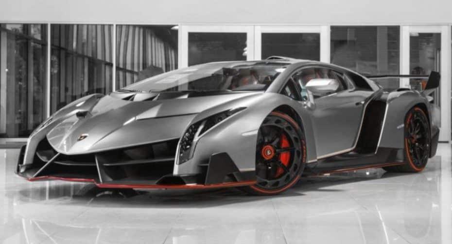 Se vende Lamborghini Veneno ¡Y con esta ya se han puesto a la venta todas las unidades fabricadas!