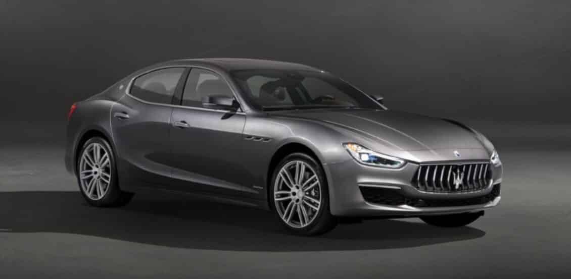 Maserati Ghibli GranLusso: Un sutil lavado de cara y más carga tecnológica para la berlina