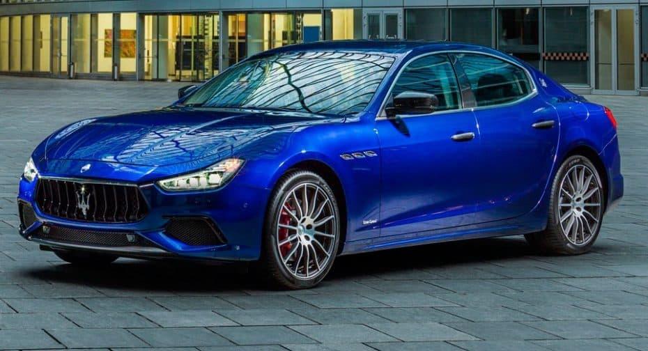 Maserati Ghibli GranSport: Más potencia y tecnología en esta nueva estrategia de gama