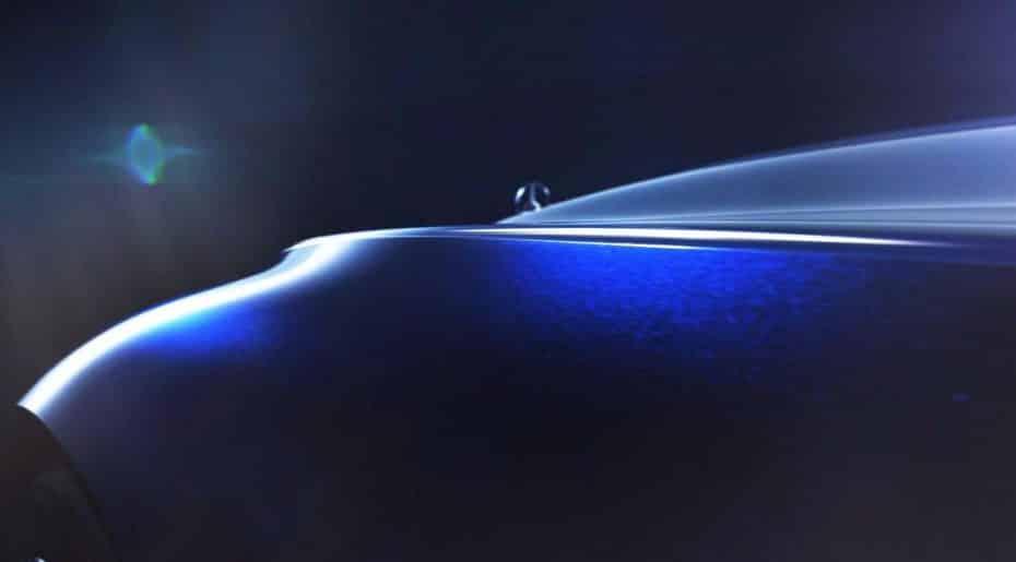 Mercedes-Maybach nos dejará boquiabiertos en Pebble Beach: ¿Veremos la variante Cabrio del Vision 6?