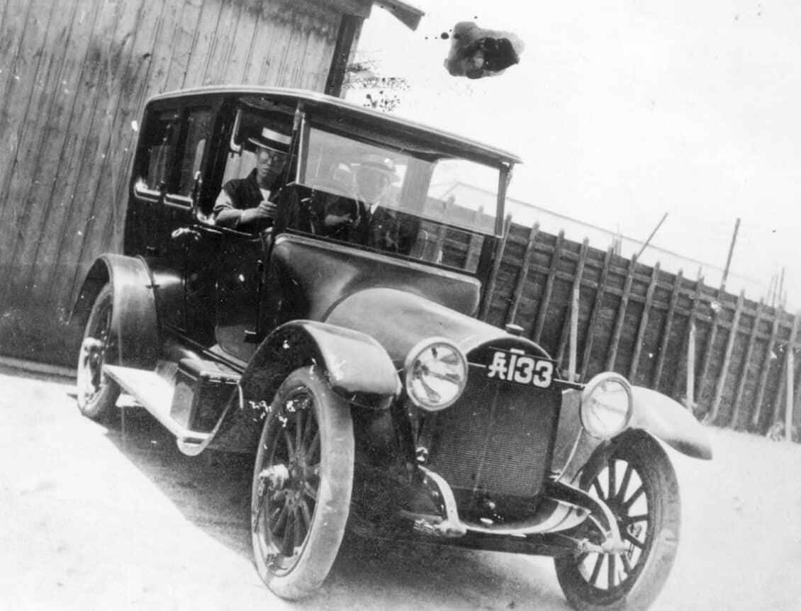 Mitsubishi Model-A: El primer automóvil de la marca cumple 100 años