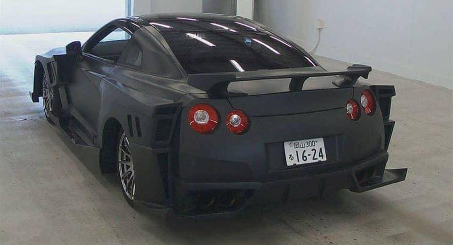 Atento a este Toyota Celica convertido en Nissan GT-R: Seguramente preferirías dejarlo de serie…