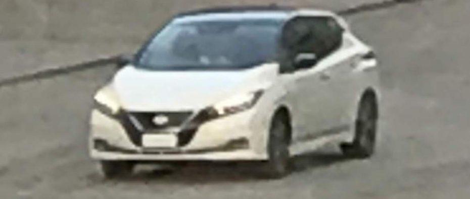 Cambio radical para el Nissan Leaf 2018: A ver qué te parecen estas imágenes filtradas
