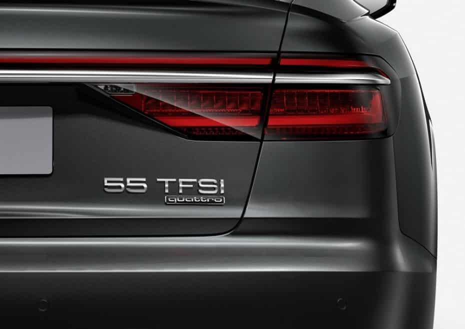 Atento a la nueva denominación de Audi: Sólo dos números representarán la potencia del modelo