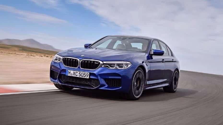 ¡Filtrado!: Así es el nuevo BMW M5 y esto es todo lo que sabemos hasta la fecha