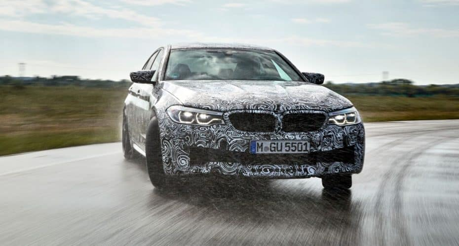 Prepárate para el debut oficial del BMW M5, está mucho más cerca de lo que pensábamos…