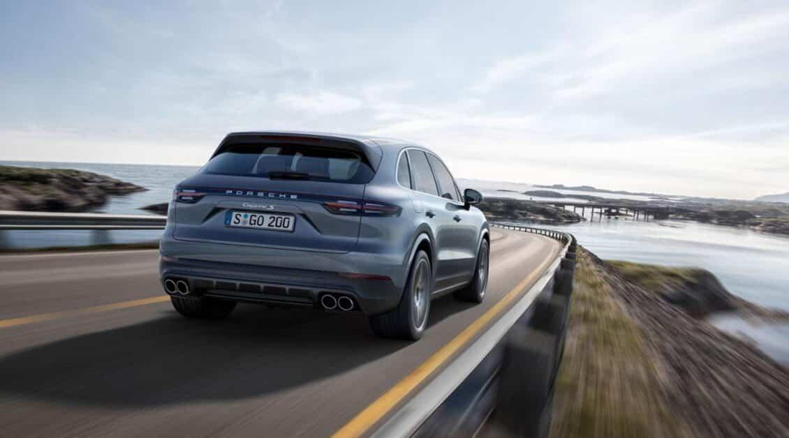 ¡Oficial!: Así es la tercera generación del Porsche Cayenne, muy tecnológico sí, pero continuista…