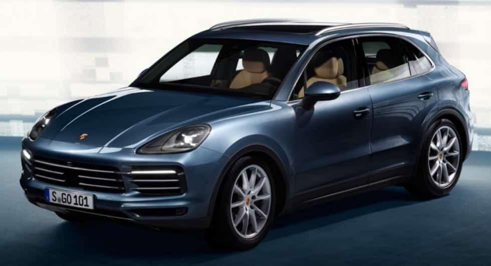 ¡Filtrado! El nuevo Porsche Cayenne 2018 se deja ver en todo su esplendor días antes de su debut