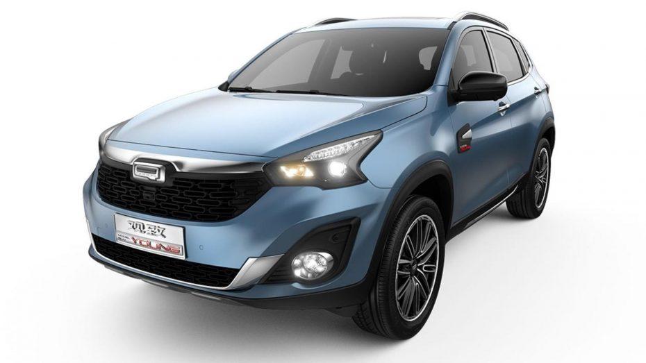 ¡Desvelado! Así es el Qoros Young, el nuevo SUV compacto premium de la marca china