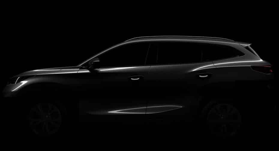 Chery quiere dar el salto a Europa y este SUV que veremos en Frankfurt será su primer paso