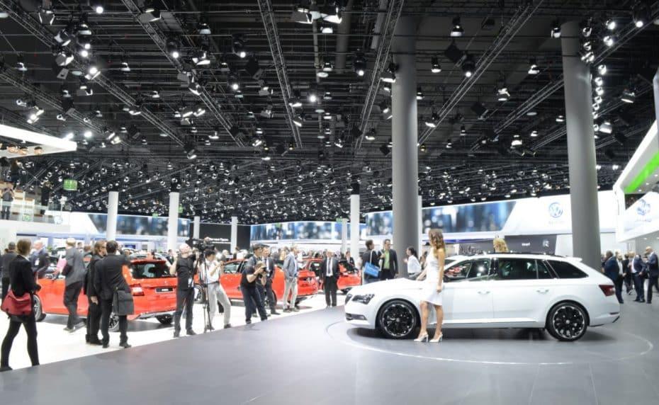 Cada vez menos fabricantes apuestan por los Salones del Automóvil: En Frankfurt habrá 9 ausentes