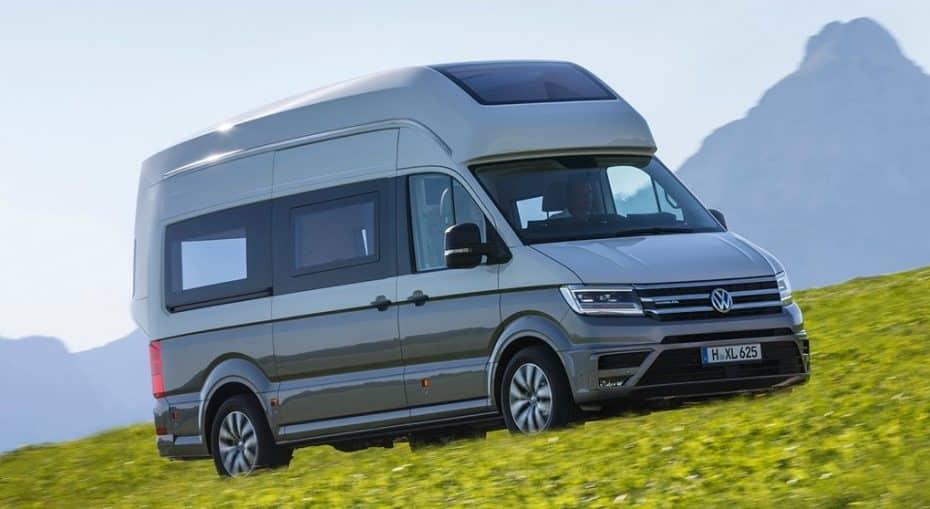 Así es la Volkswagen California XXL: Todo un «loft» de lujo para viajar con el máximo confort