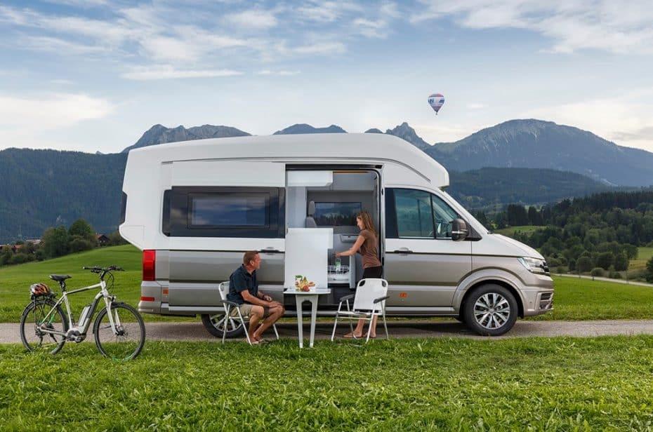 ¡Oficial! Finalmente Volkswagen llevará a producción la California XXL