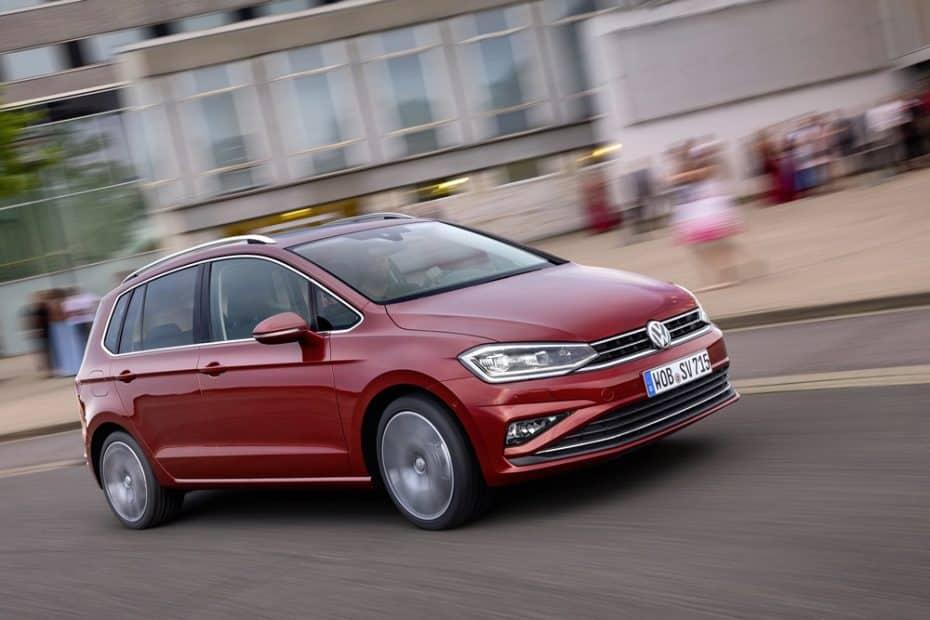 El VW Golf Sportsvan deja de venderse en España