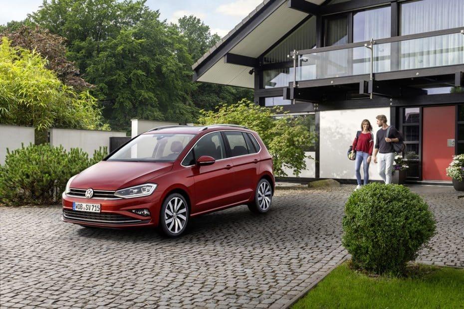 Todos los precios del renovado Volkswagen Golf Sportsvan: Estrena los 1.5 TSI EVO