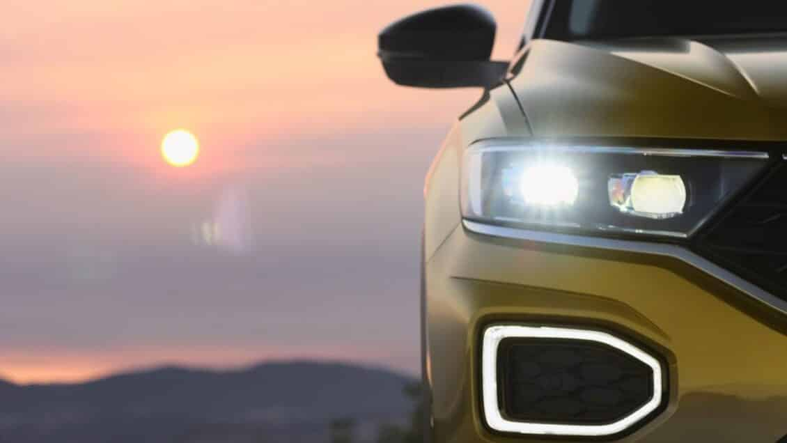 El Volkswagen T-Roc verá la luz el 23 de agosto y este vídeo-teaser ya revela gran parte de su diseño