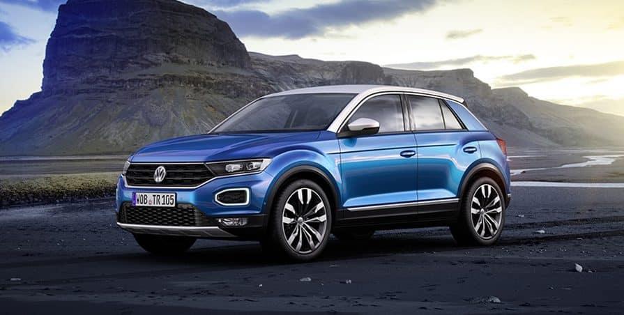 Todos los precios del Volkswagen T-Roc para España: Rozando los 24.000 € para el más básico
