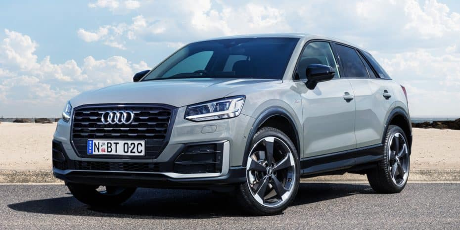 Ya a la venta el Audi Q2 con motor de gasolina y 190 CV