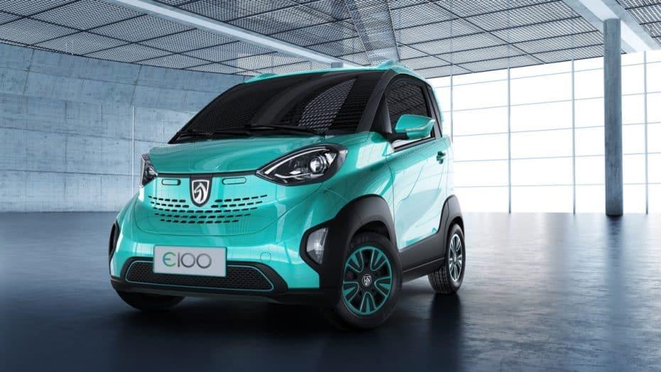 El Baojun E100 es el eléctrico perfecto: Ágil, rápido, barato y con autonomía razonable