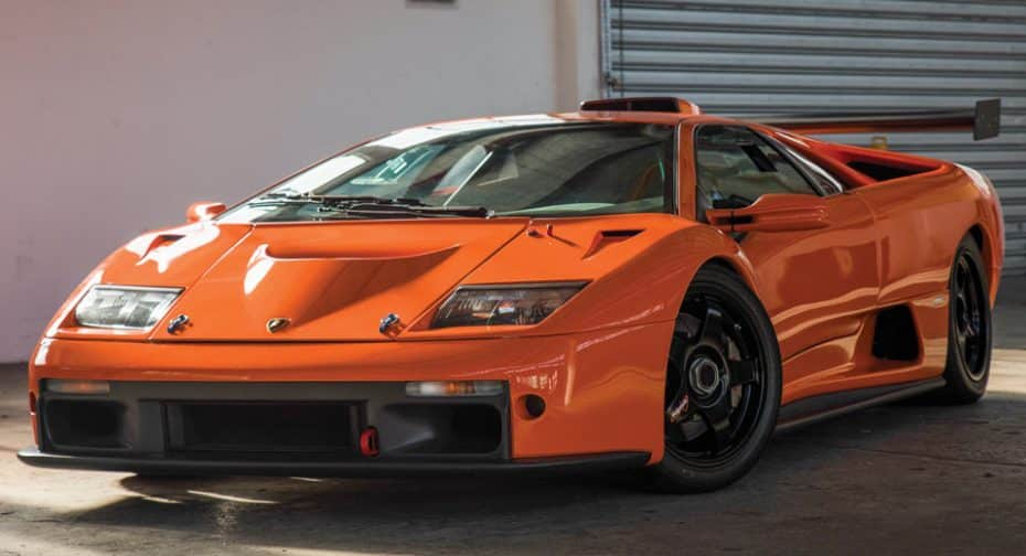 Lamborghini Diablo GTR: Esta es la máquina definitiva para arrasar en el circuito ¡Y puede ser tuya!