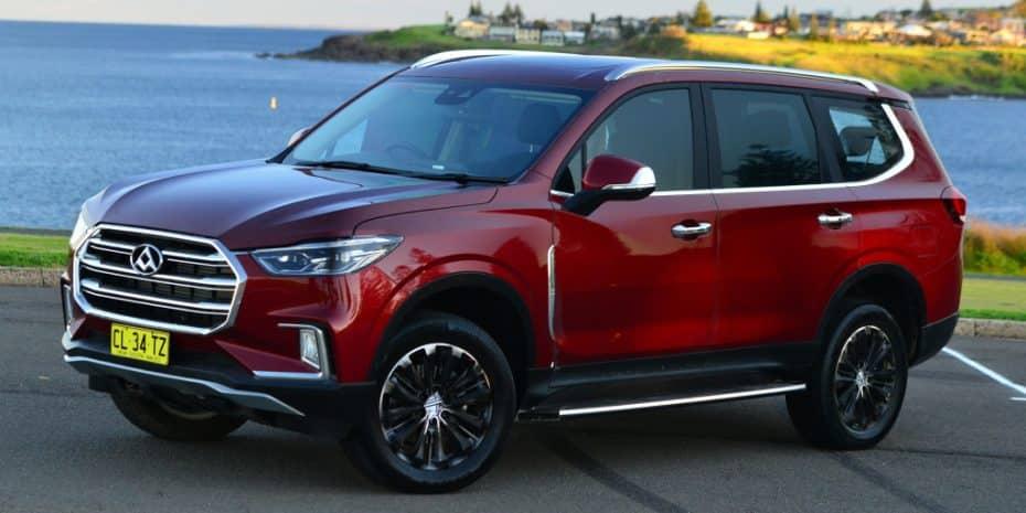 LDV-Maxus lanza su primer SUV y promete: Así es el D90