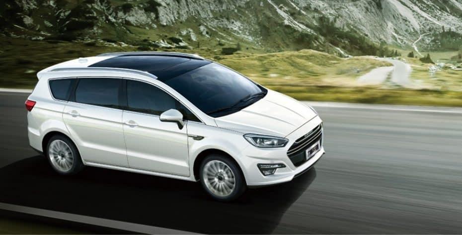 Lifan fusila el Ford S-Max lanzando en China el nuevo XL: Similar aspecto a mitad de precio