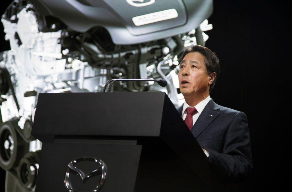 Mazda SKYACTIV-X: El primer motor de gasolina comercial del mundo que utiliza encendido por compresión