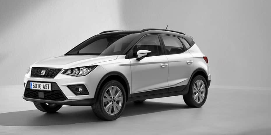Nuevos detalles del SEAT Arona que llegará en octubre a los concesionarios