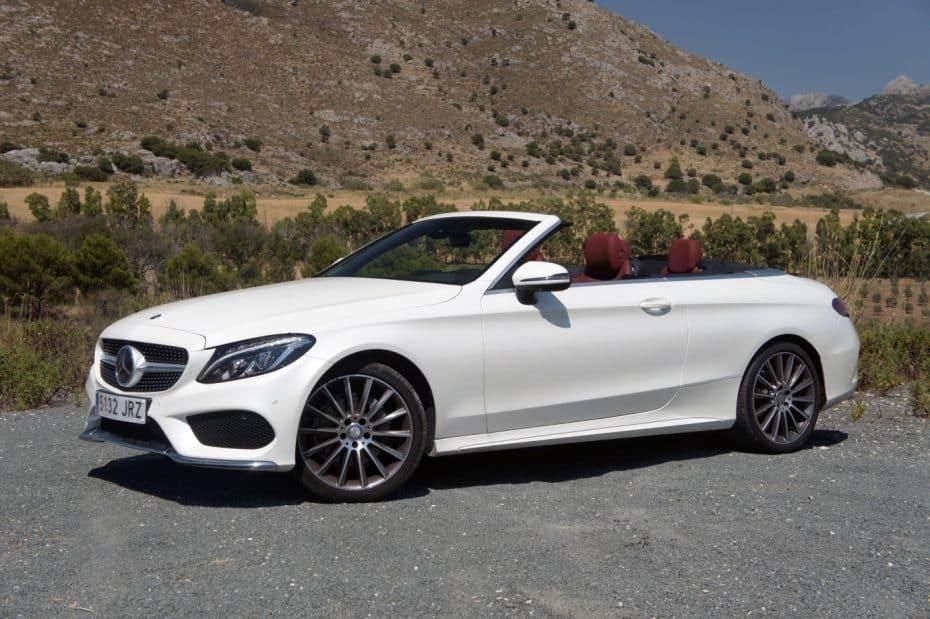 Prueba Mercedes C220d Cabrio 170 CV 9G-Tronic AMG: El descapotable casi perfecto