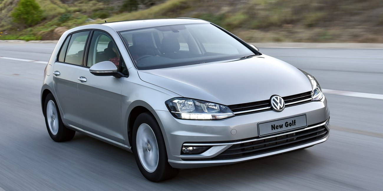 el volkswagen golf recibe el motor 1 5 tsi evo con 130 cv. Black Bedroom Furniture Sets. Home Design Ideas