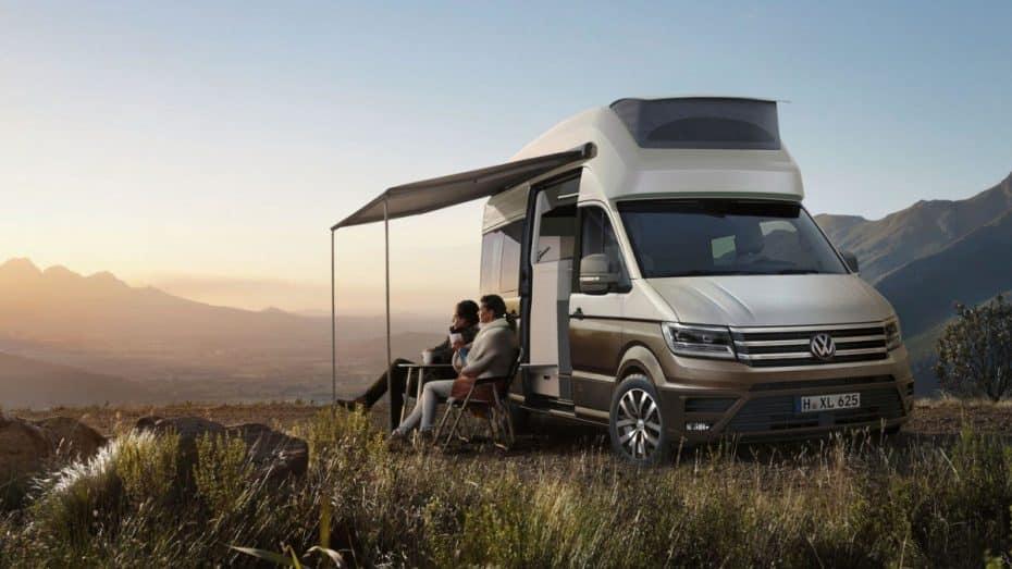 El Volkswagen California XXL Concept seguro que te enamora: Podría ser realidad en 2018