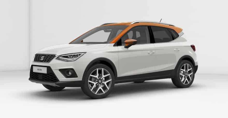 El SEAT Arona llegará en noviembre: Desde 15.990 €