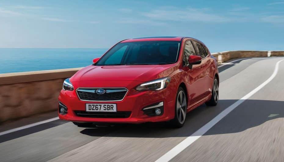 El nuevo Subaru Impreza aterriza en Europa: La quinta generación, sin diésel