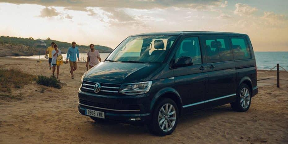 """""""The Original"""", nuevo escalón básico para la gama Volkswagen Multivan"""
