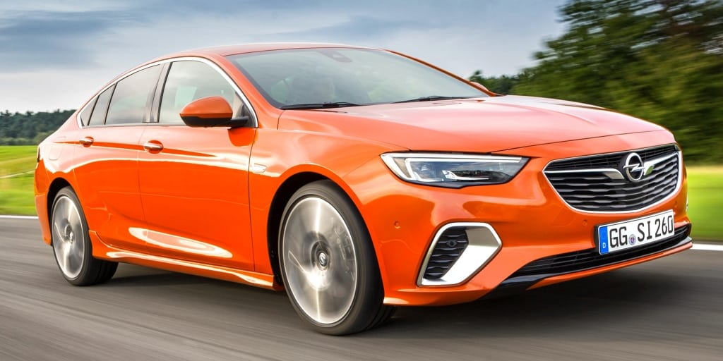 Ya a la venta el Opel Insignia GSI: Gasolina o diésel, con hasta 260 CV