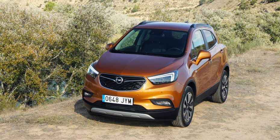 Prueba Opel Mokka X 1.6 CDTI 136 CV Excellence: 100% General Motors