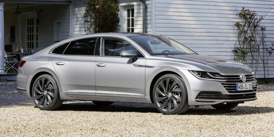 Ya a la venta el Volkswagen Arteon con motor 2.0 TSI de 190 CV