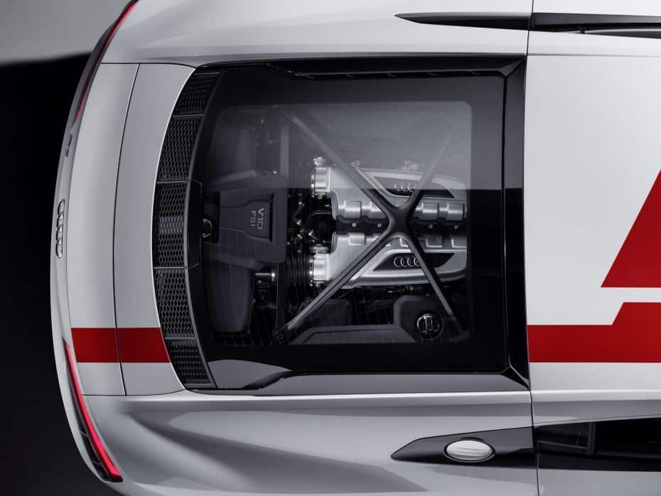 Atento a esto: El 40% de los motores de Audi desaparecerán y los V10 y W12 están en peligro de extinción