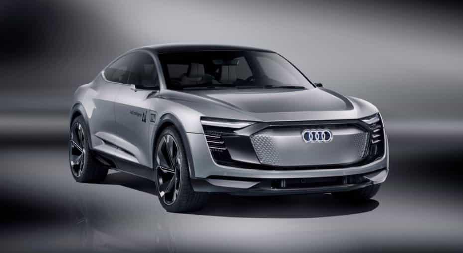 Audi Elaine concept: El Audi del futuro será el inicio de la revolución del sector