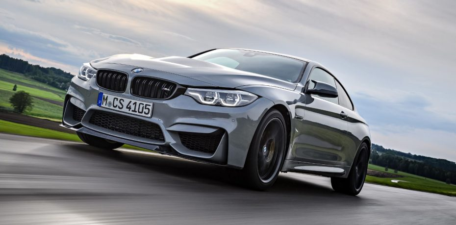 ¡Maldito dinero!: Esto es lo que piden por el BMW M4 CS 2018 y por sus 460 CV