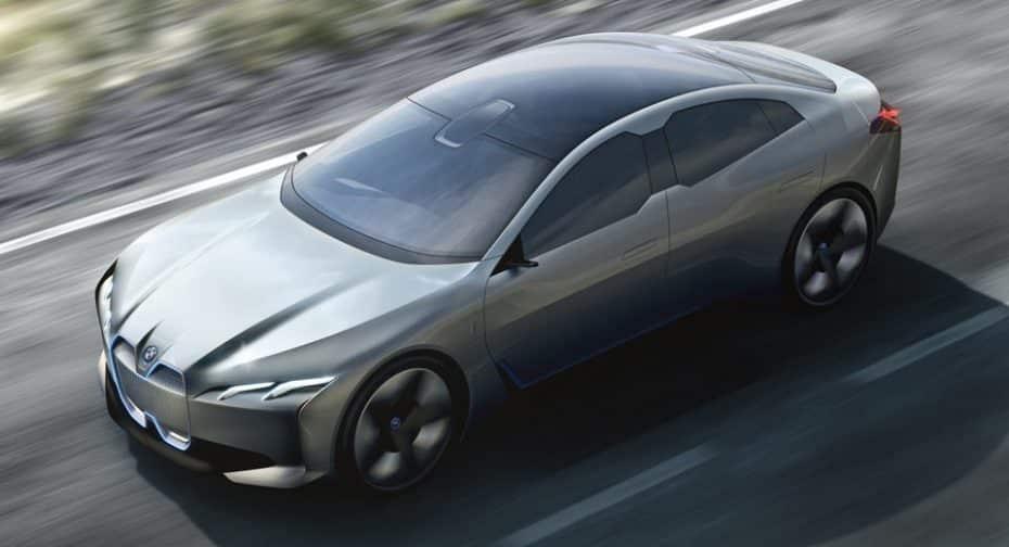 BMW i Vision Dynamics: El anticipo del nuevo modelo de la gama 'i' ya está aquí