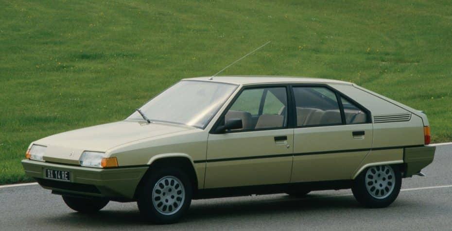 El exitoso Citroën BX cumple años: ¿Sabes cuánto ha pasado ya?
