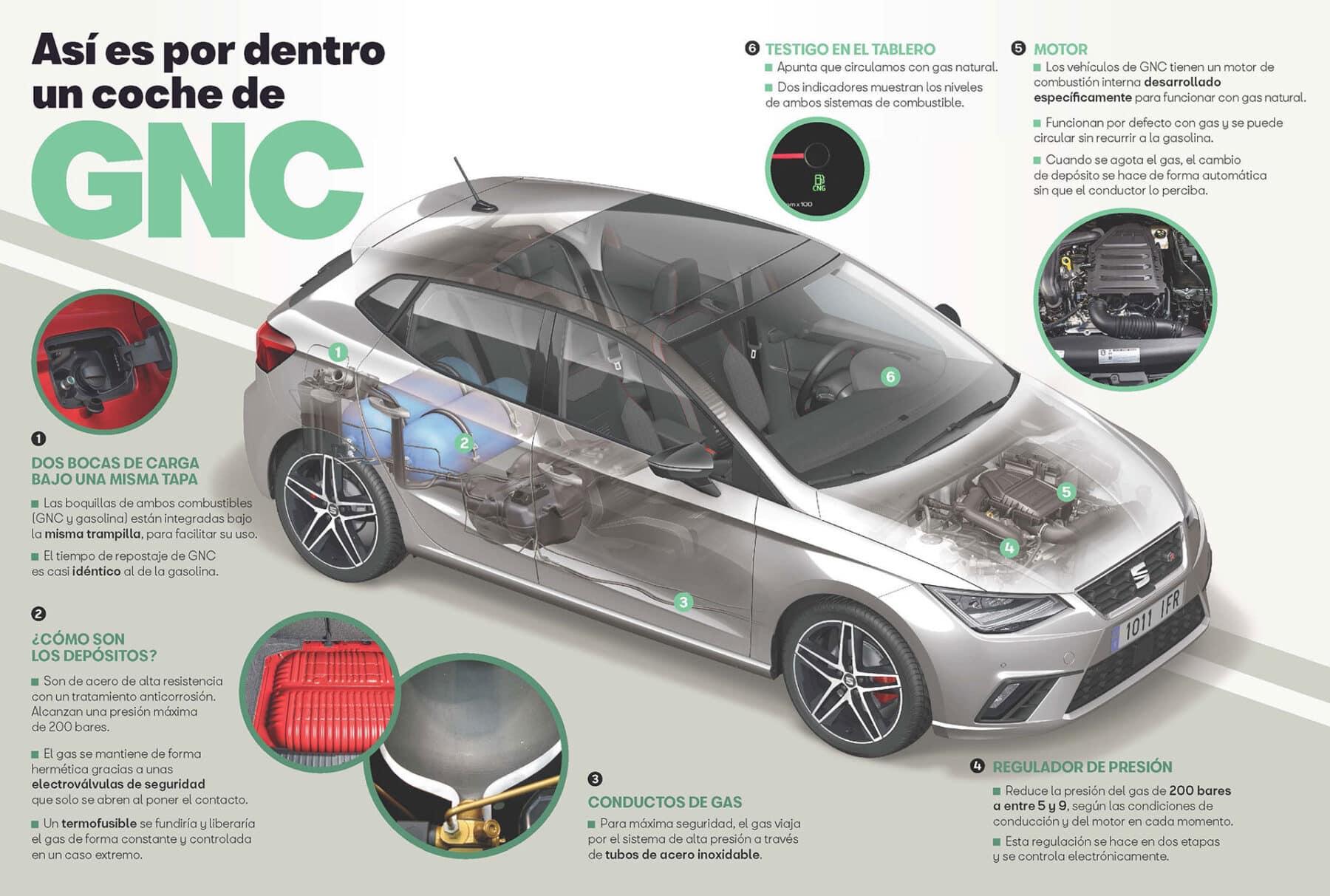 Resumen del coche GNC ECO