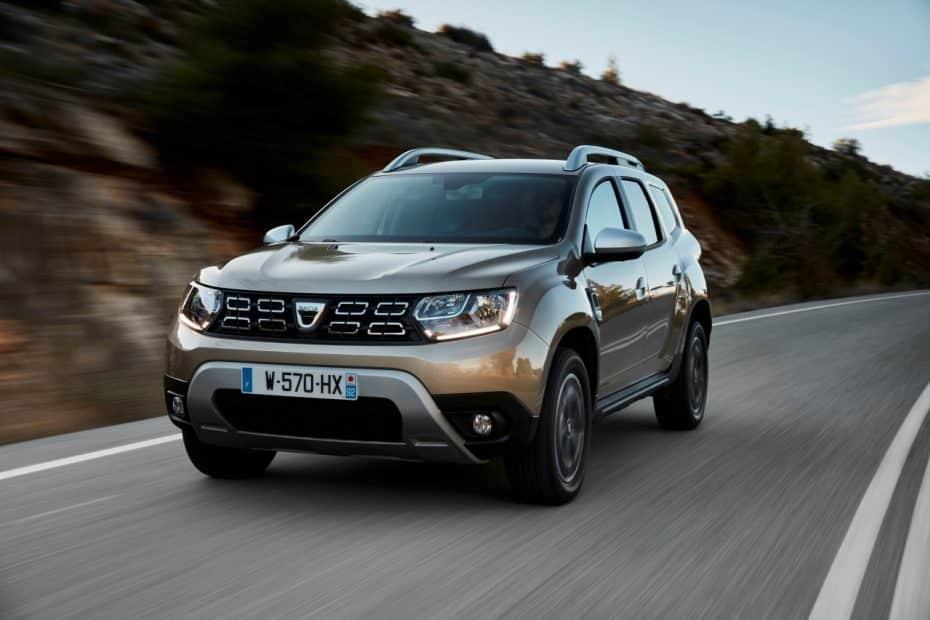 Así es la gama del nuevo Dacia Duster para España