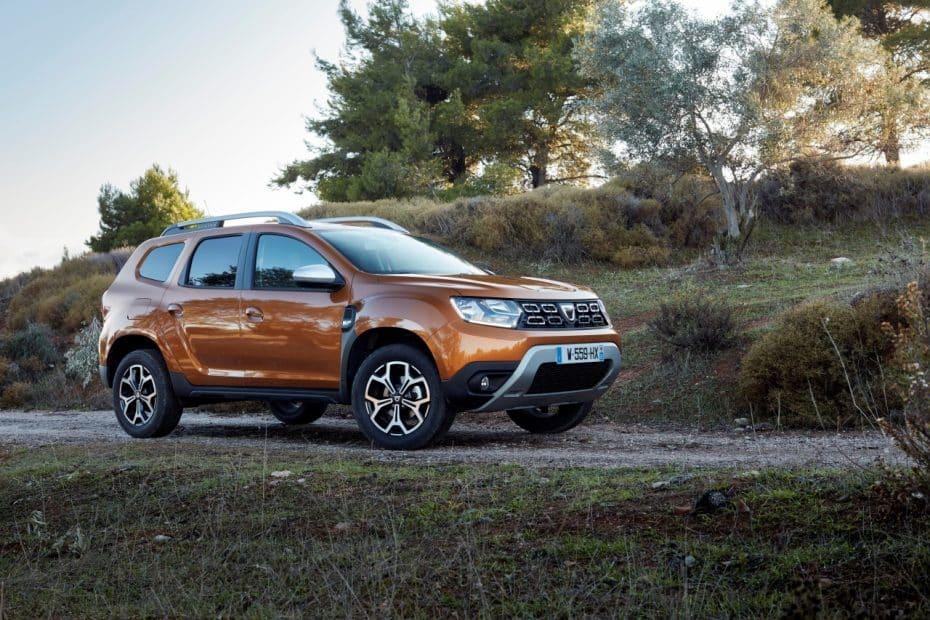 Todos los precios del nuevo Dacia Duster para España