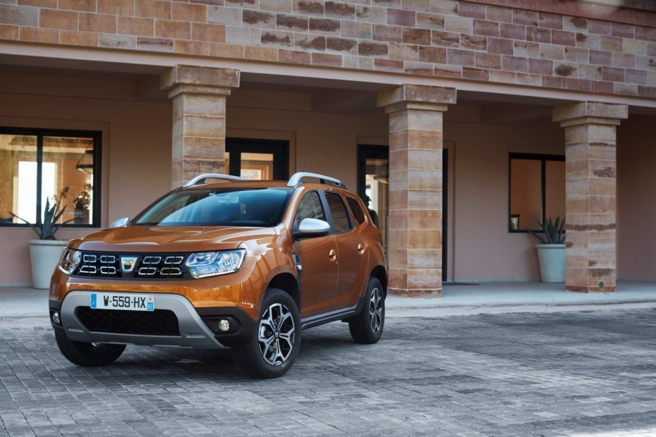 El Dacia Duster gana más versiones con tracción total