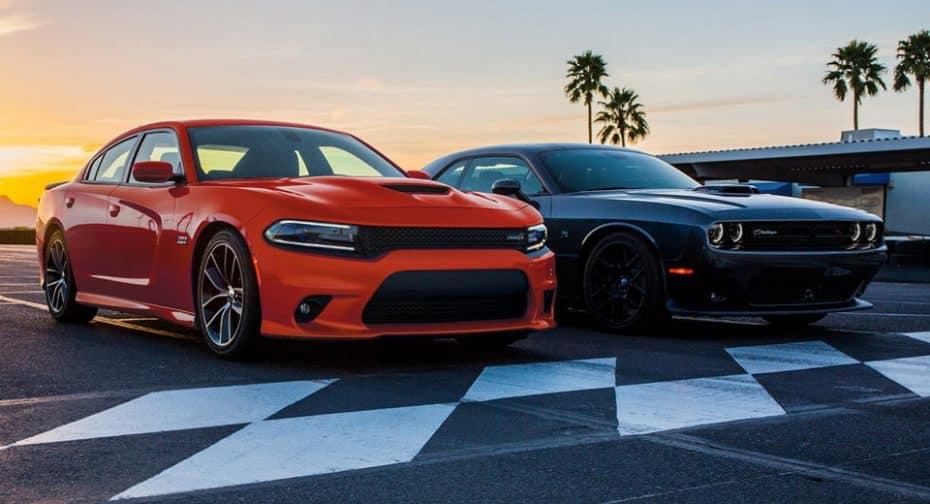 El nuevo Dodge Challenger y Charger verán la luz en el 2021 con la plataforma del Maserati Ghibli