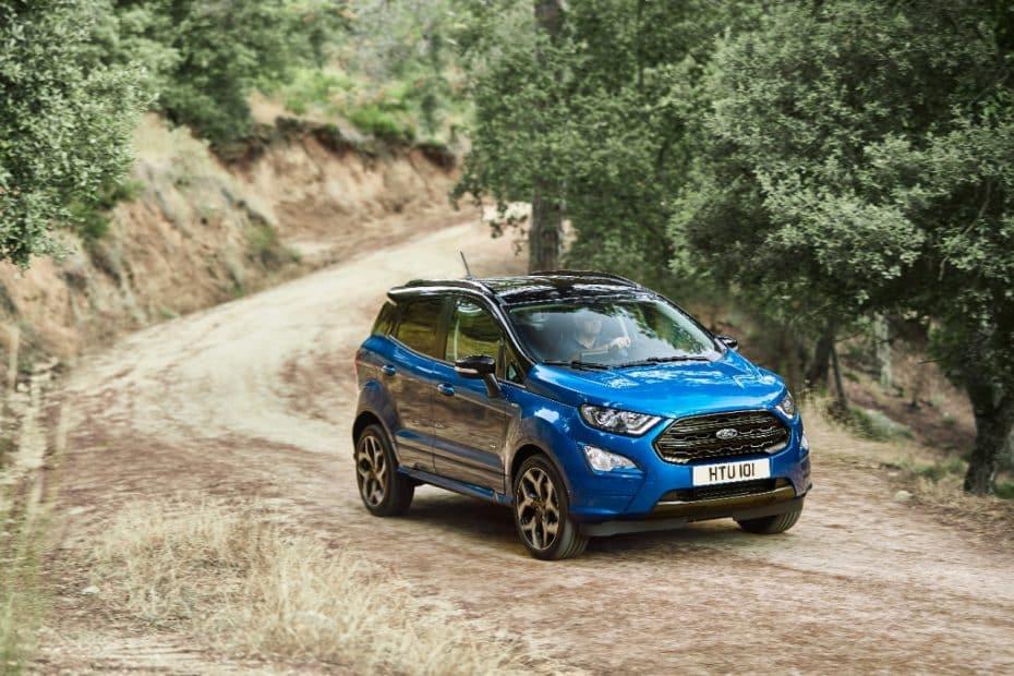 El renovado Ford EcoSport ya tiene precio en Alemania: No es barato