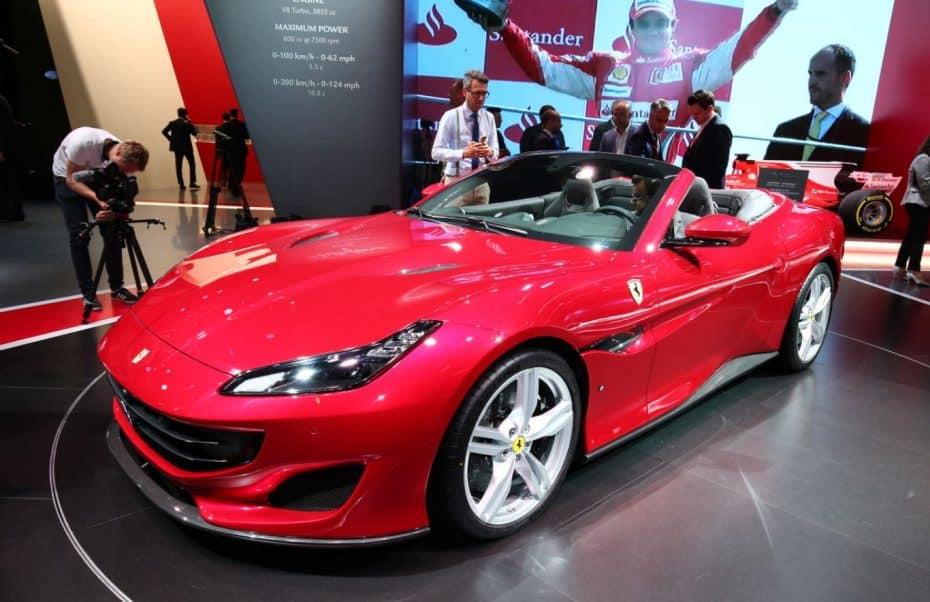 Ferrari Portofino: Salvando las similitudes con el California T, en vivo es espectacular
