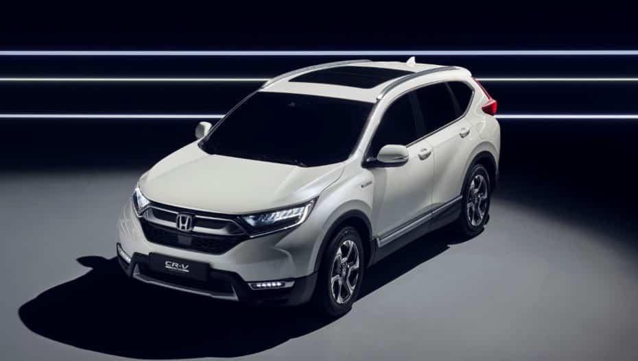 El Honda CR-V 2018 dice adiós al diésel y da la bienvenida a un nuevo sistema híbrido